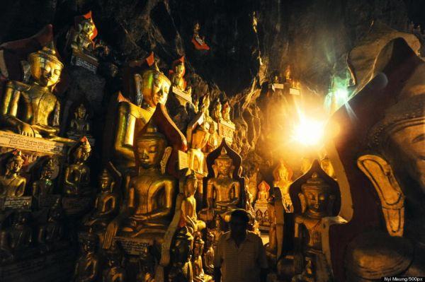 Pindaya-Caves