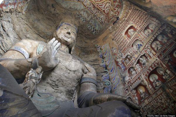 Yungang-Grottoes