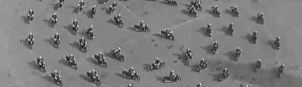 Spektakularno: Video snimljen 1935. godine. Ovo je prava umjetnost!