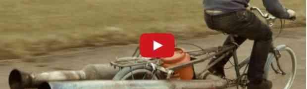 Da li je ovo najluđe i najopasnije biciklo na svijetu?