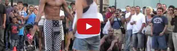 Mislim da je ovo najljuđi i najkomičniji ulični ples (VIDEO)