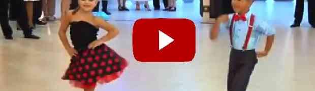 Kada je ovaj dječiji plesni par zaplesao sve ostalo kao da je stalo (VIDEO)