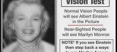 JEDAN POGLED JE DOVOLJAN: Jednostavnim testom provjerite svoj vid