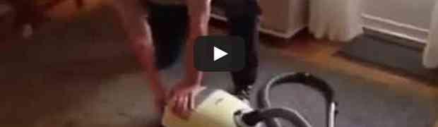 Ovako se ne pali usisivač, biće vam jasno kada pogledate video!