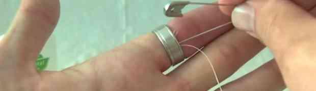 Kako skinuti prsten sa ruke, ako nijedna druga metoda ne pomaže (VIDEO)