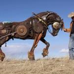 Konj i kauboj
