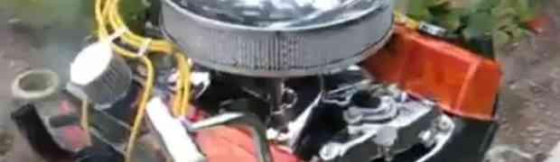 Ako mislite da vidite motor, pogledajte ponovo!