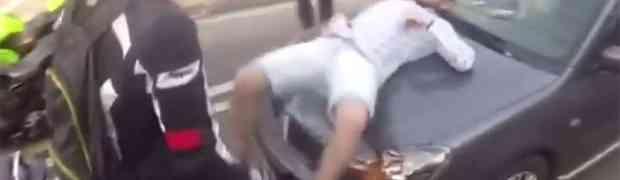 Napali su ga motoristi, a šta se desilo poslije ne biste pogodili nikad! (VIDEO)