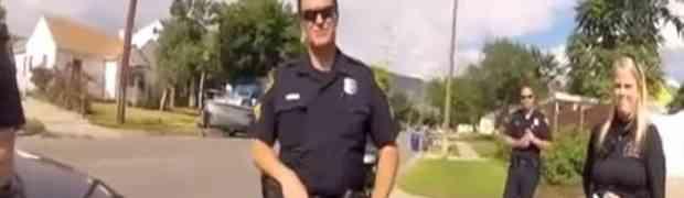 Pogledajte reakciju čovjeka kada je čuo da mu je policajac upucao njegovog psa!