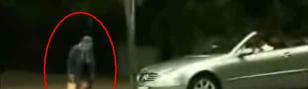 Vozač Mercedesa trubio starici dok je prelazila ulicu pa dobio što je zaslužio!