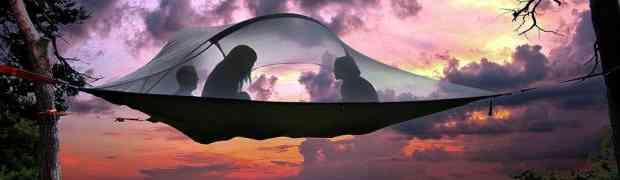 Ovaj fantastični izum podigao je kampovanje na jedan novi nivo