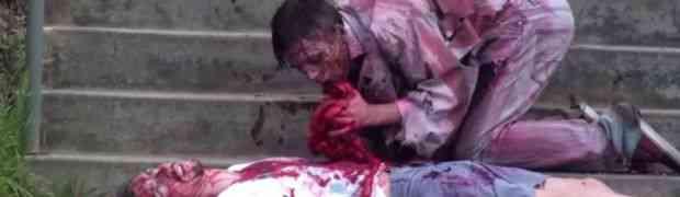 Zombi šala koja tjera ljudima strah u kosti, ne biste voljeli vidjeti uživo ovo (VIDEO)