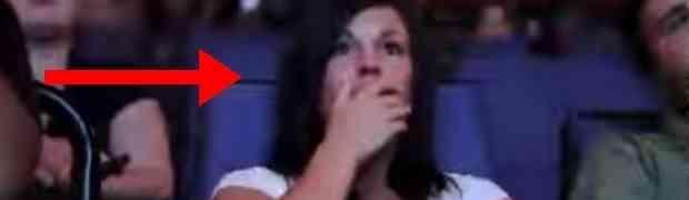 Otišla je u kino da gleda film, nije mogla ni sanjati šta će joj se tamo dogoditi!