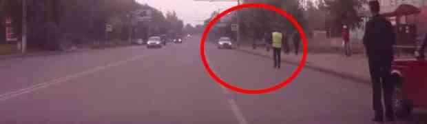Ruski policajac je bio svjedok udesu pijanog vozača...nećete vjerovati šta se dalje dogodilo!