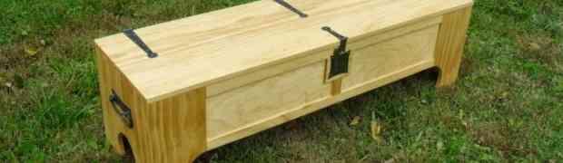 Ova drvena kutija krije tajnu. Šta god mislili da je unutra, griješite!