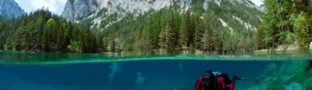 Ovo austrijsko jezero u sebi krije jednu neverovatnu tajnu