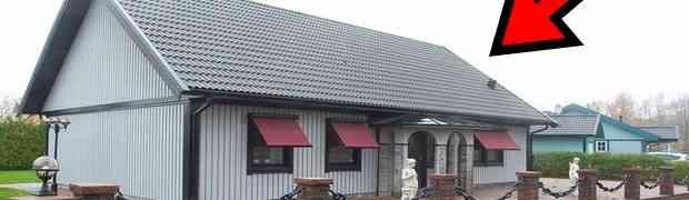 Ova kuća u Švedskoj je na prodaju. Ni za milion godina ne bi pogodili šta se nalazi unutra!