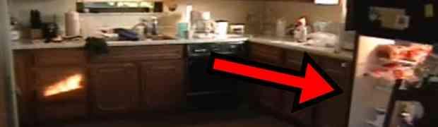 Svakog dana im je iz frižidera nestajala hrana, a onda su odlučili da postave kameru...