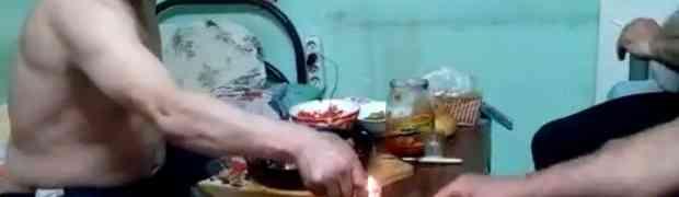 VIDEO: Bože, koje budale! Ovo rade ruski pijanci kada im je dosadno!