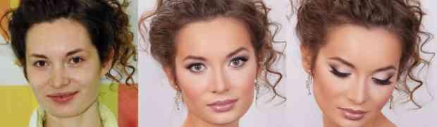 MOĆ ŠMINKE: Nevjerovatne transformacije žena uz pomoć šminke!