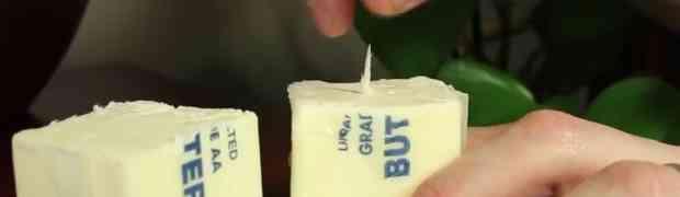 Zabio je toaletni papir u maslac. Ovaj jednostavni trik može vam spasiti život!