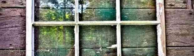 Htio je da baci ovaj stari prozor, no onda mu je sinula GENIJALNA ideja!