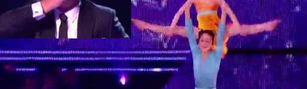 Oni su samo mala djeca, no kada su počeli plesati, ovaj sudac je ostao u šoku!