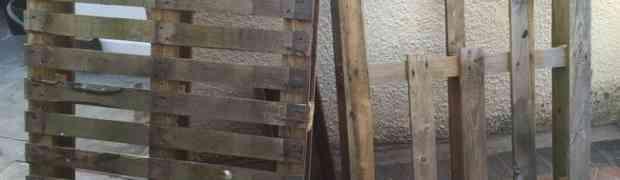 Kada vidite šta je ovaj čovjek napravio od dvije stare drvene palete, i VI ćete htjeti da uradite isto!