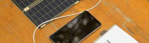 STRUJA VAM VIŠE NE TREBA: Ovaj uređaj će vam ZA DŽABE puniti bateriju na telefonu! (FOTO) (VIDEO)