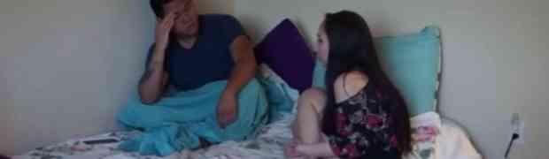 REKLA JE DEČKU DA JE TRUDNA, ALI SA DRUGIM DEČKOM: Pogledajte šta joj je on uradio! (VIDEO)