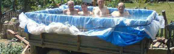 13 GENIJALNIH ideja kako da lako napravite svoj bazen