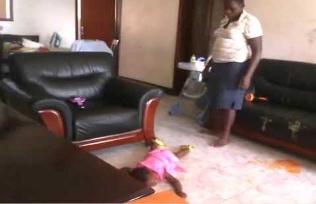 Image result for Dala je otkaz dadilji nakon ovog snimka: Kako neko može ovo uraditi bebi? (VIDEO)
