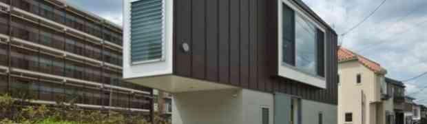 Unutrašnjost ove male kuće u Japanu će vas iznenaditi!