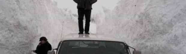 Uskoro nam stiže zima, a ovo su najgore snježne mećave koje ste ikada vidjeli u svom životu (FOTO)