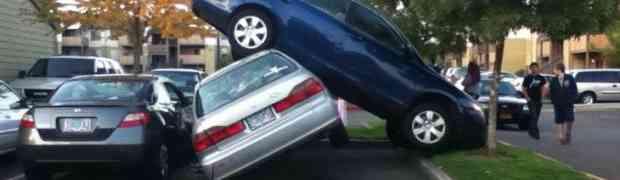 20 ljudi koji stvarno, STVARNO ne znaju PARKIRATI svoje automobile! (FOTO)