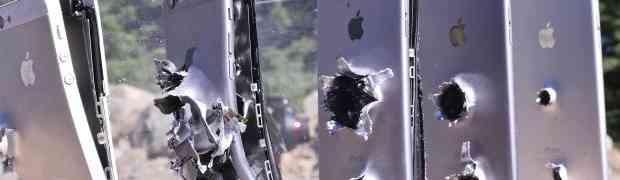 Koliko je iPhonea potrebno da se zaustavi metak iz Kalašnjikova? Rezultat će vas oboriti s nogu!
