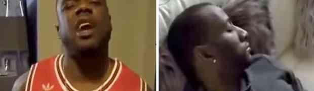 OVO JE ZA ZATVORA! Kada vidite šta je uradio svom prijatelju koji je spavao, OSTAĆETE BEZ TEKSTA! (VIDEO)
