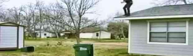 Nećete vjerovati svojim očima kada pogledate šta je ovaj momak uradio (VIDEO)