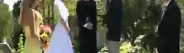 Bila je to sasvim obična svadba, ali ono što je kum uradio na 0:35 pamtiće DOK SU ŽIVI (VIDEO)