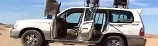 Kada vidite na koji način stanovnici Saudijske Arabije koriste svoje automobile, PAŠĆETE SA STOLICE! (VIDEO)