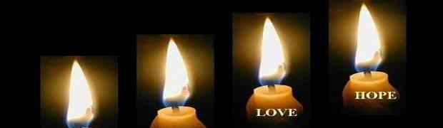 Poučna priča: 4 svijeće