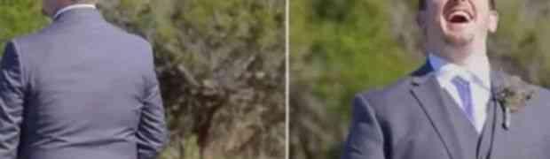 Na svom vjenčanju je uradila nešto što je nasmijalo cijeli svijet (VIDEO)