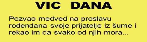 VIC DANA: Meda slavi rođendan..