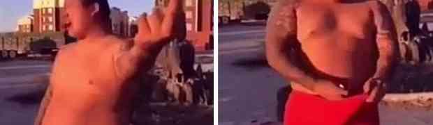 Ovaj Kinez odlučio je staviti VELIKU PETARDU u svoje gaće. Bila mu je to NAJVEĆA GREŠKA U ŽIVOTU! (VIDEO)