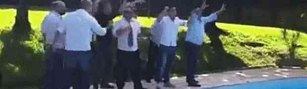 Ovaj video snimak će vam jasno dati do znanja šta se desi kada muškarci hvataju bidermajer (VIDEO)