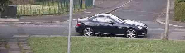 Kupio je skupocjeni Mercedes prije tri dana i parkirao ga nasred ulice. BOLJE DA NIJE! (VIDEO)