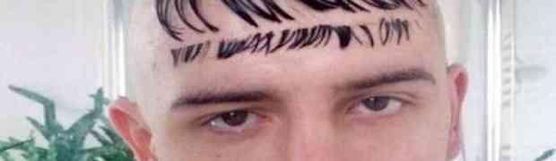 ONI OČITO NEMAJU OGLEDALO: Ovo su tipovi sa najluđim frizurama na svijetu. Nakon slike broj. 7 PAŠĆETE SA STOLICE  (FOTO)