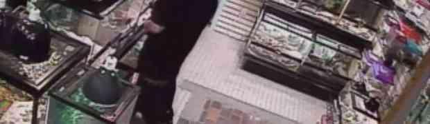 Ušao je u prodavnicu kućnih ljubimaca i stao pokraj akvarijuma sa zmijama. Vlasnik radnje nije mogao vjerovati šta vidi na kamerama... (VIDEO)