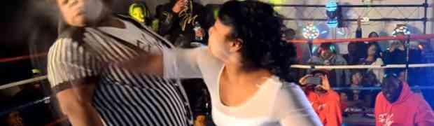 Pogledajte kako se ove dvije 'dame' šamaraju do iznemoglosti. OVO ĆE I VAS ZABOLITI! (VIDEO)