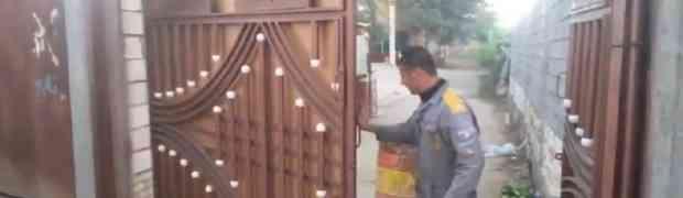 BRAVO MAJSTORE: Pogledajte kako se otvaraju ova vrata (video)